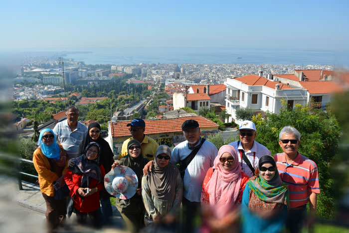 Balkan Tour Thessaloniki Fortress